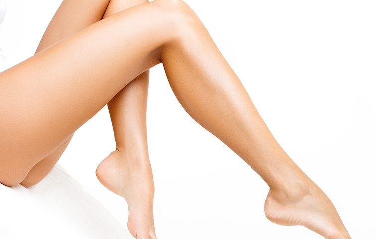 Cuisses et jambes