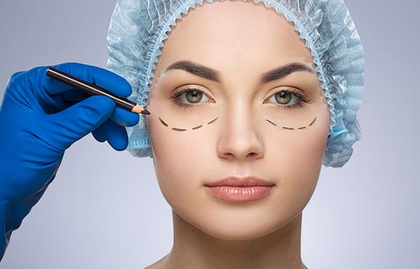 Chirurgie esthétique des paupières genève